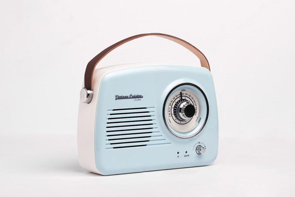 radio vintage zdjęcia