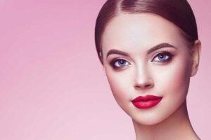 Makijaż biznesowy na sesję zdjęciową
