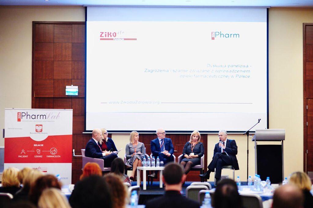 konferencja farmaceutyczna zdjęcia