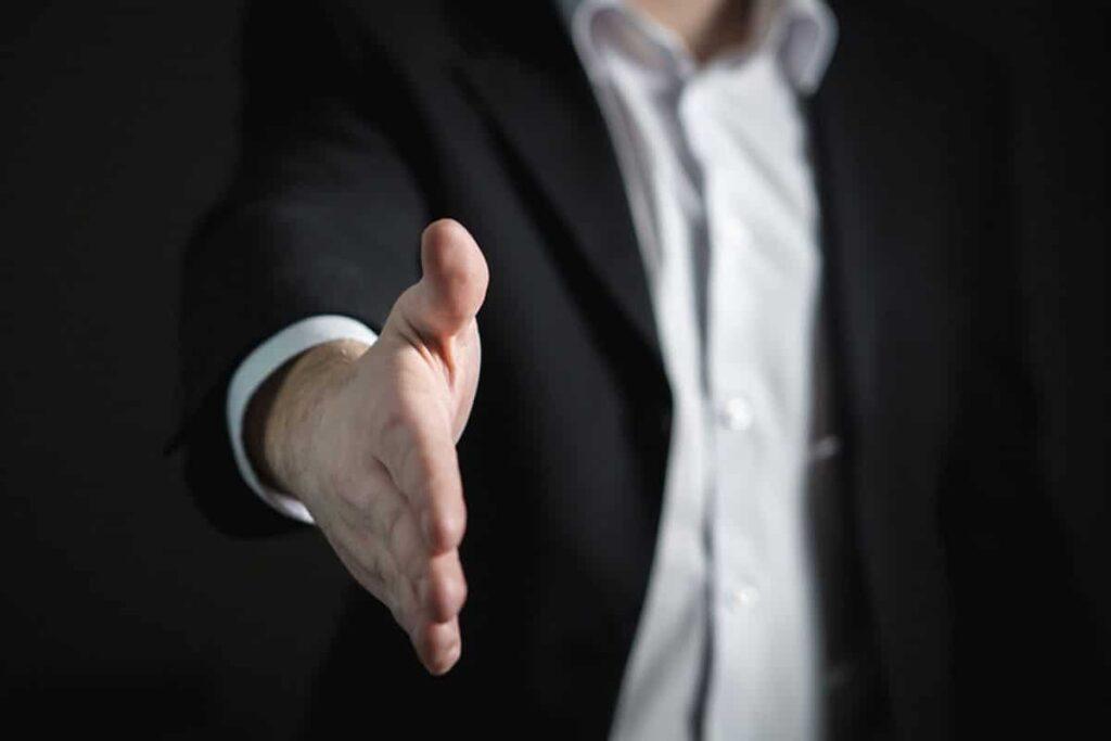 mowa ciała w fotografii biznesowej