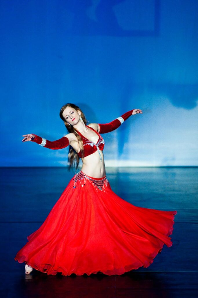 taniec indyjski w krakowie