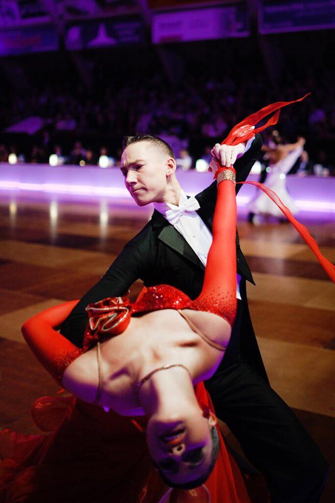 turniej taneczny w hali wisły kraków