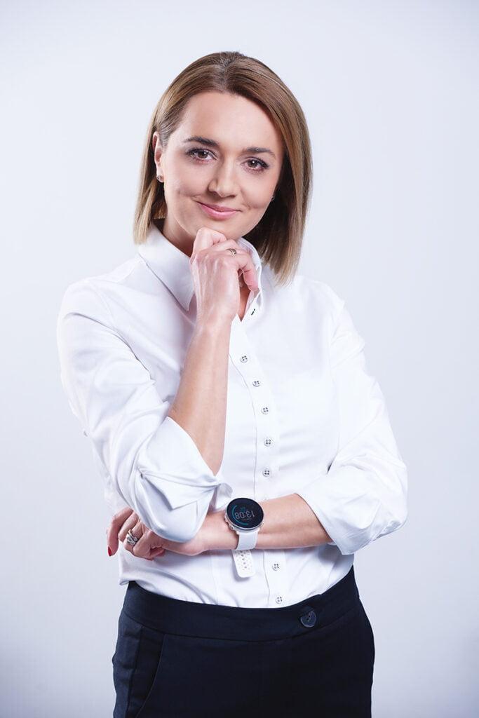 Portret biznesowy kobiecy